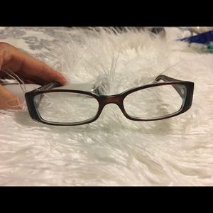 Diane Von Furstenberg prescription glasses